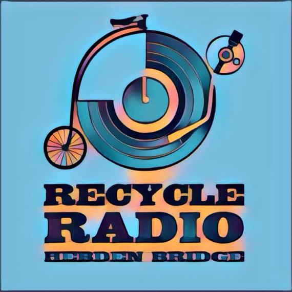 Recycle Radio Poster